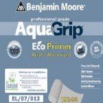 Aκρυλικό Μικρονιζέ Αστάρι Νερού Aqua Grip 192-04